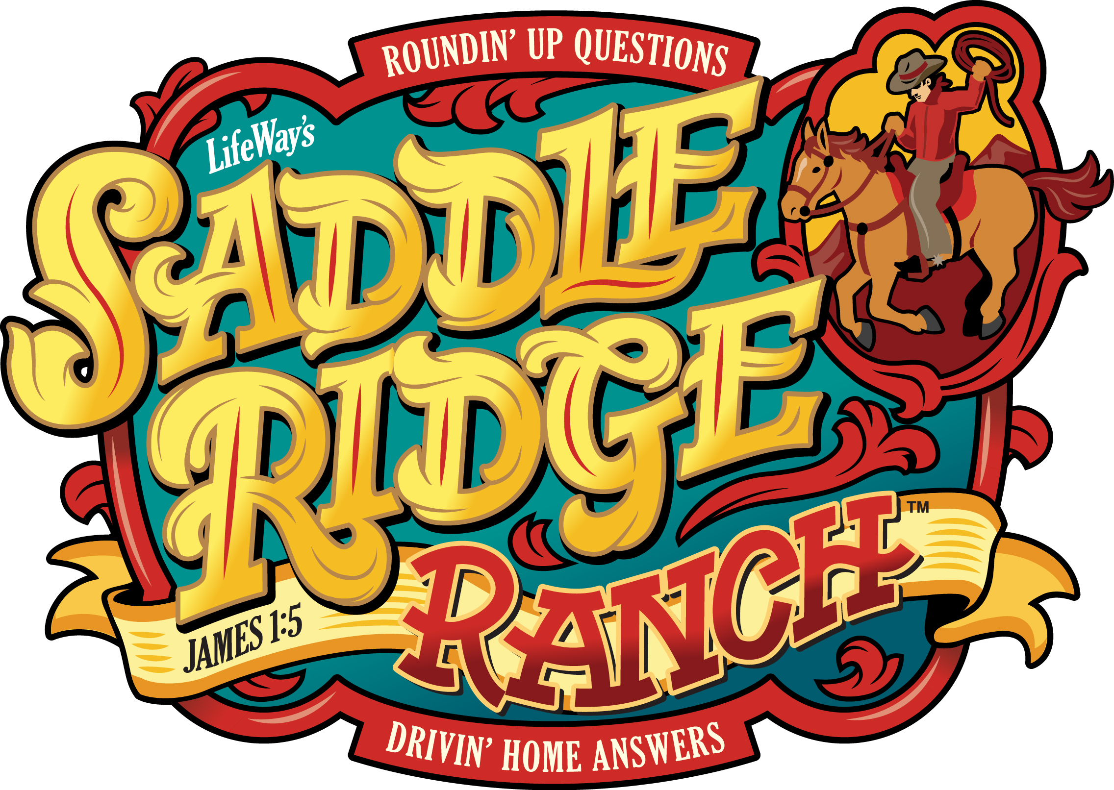 REGISTER HERE for VBS 2014: Saddle Ridge Ranch