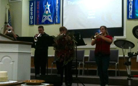Trumpet-Quartet
